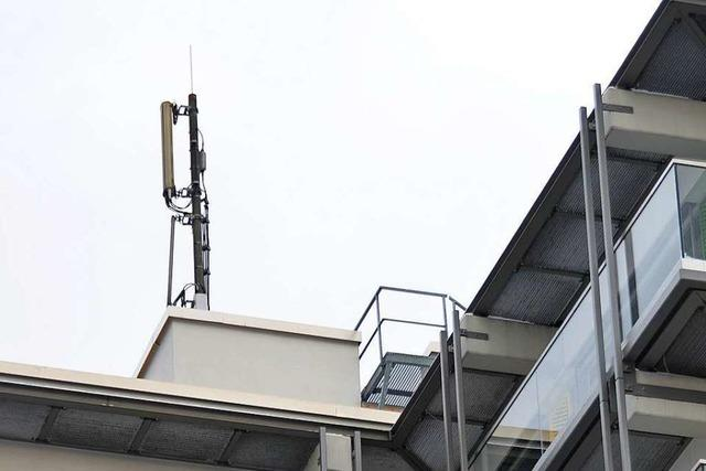 Wie es um den Mobilfunkstandard 5G in Rheinfelden steht
