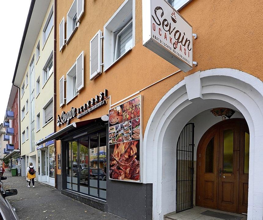Das Restaurant gibt es seit 2019.   | Foto: Ingo Schneider