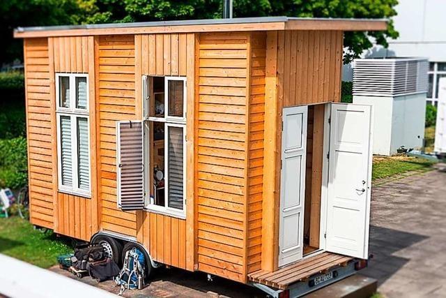 In Oberschopfheim darf ein Tiny House entstehen
