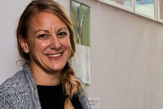 Sandra Häußler ist Konrektorin an der Grundschule in Kollnau