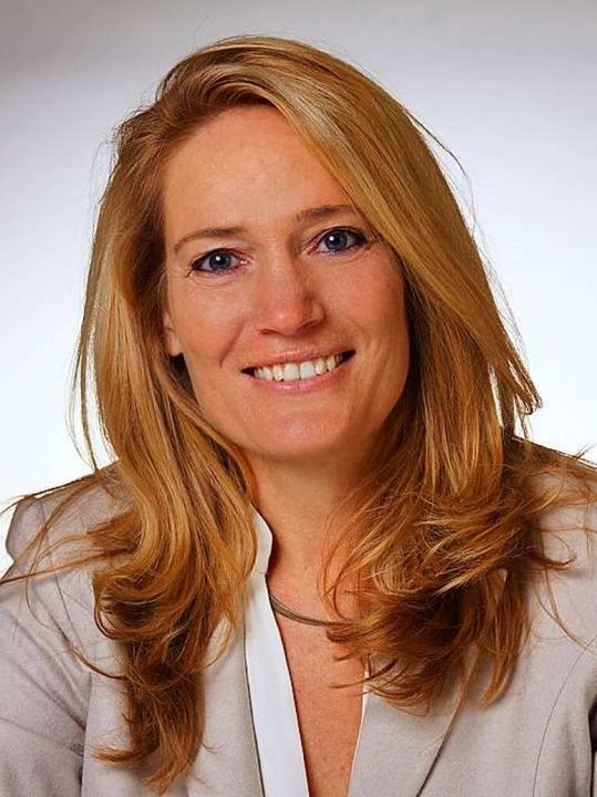 Tanja Steinebrunner  ist seit 2019 Mitglied der Grünen.  | Foto: Privat