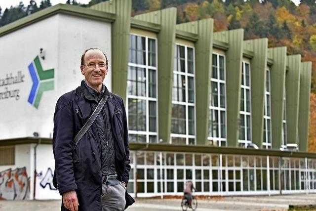 Die Musikschule Freiburg unterrichtet jetzt in der Stadthalle