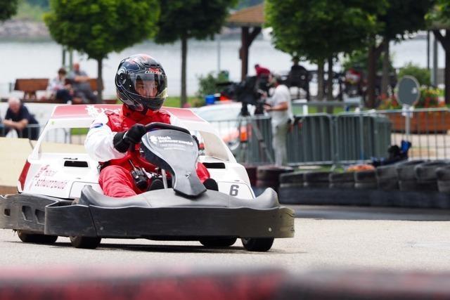 In Rötenbach soll eine Rennstrecke für E-Karts gebaut werden