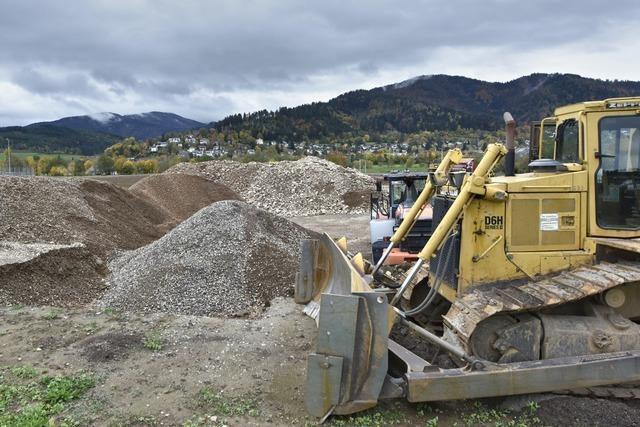 Das Neubaugebiet in Freiburg-Ebnet ist attraktiv, aber preislich völlig abgehoben