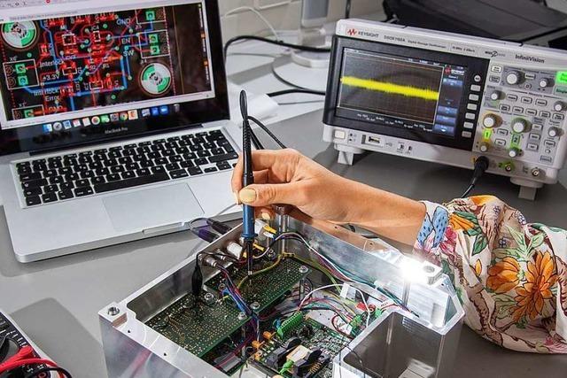 Sick und Trumpf entwickeln quantenoptischen Sensor