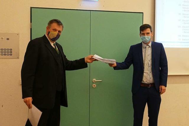Initiative sammelt 345 Unterschriften gegen Baugebiet in Horben