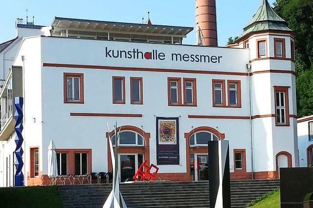 Kunsthalle Messmer, Riegel