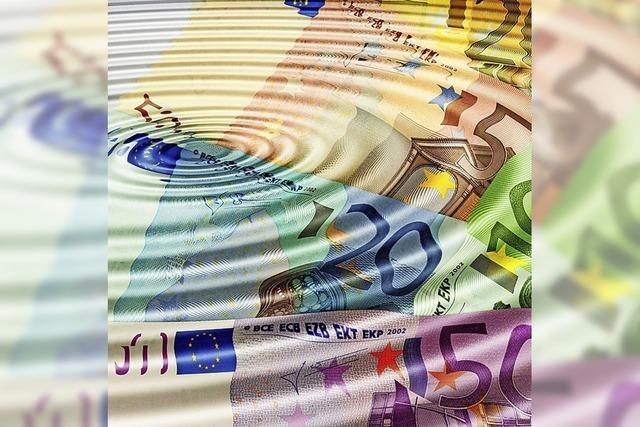 Unterm Strich bleiben rund 300 000 Euro