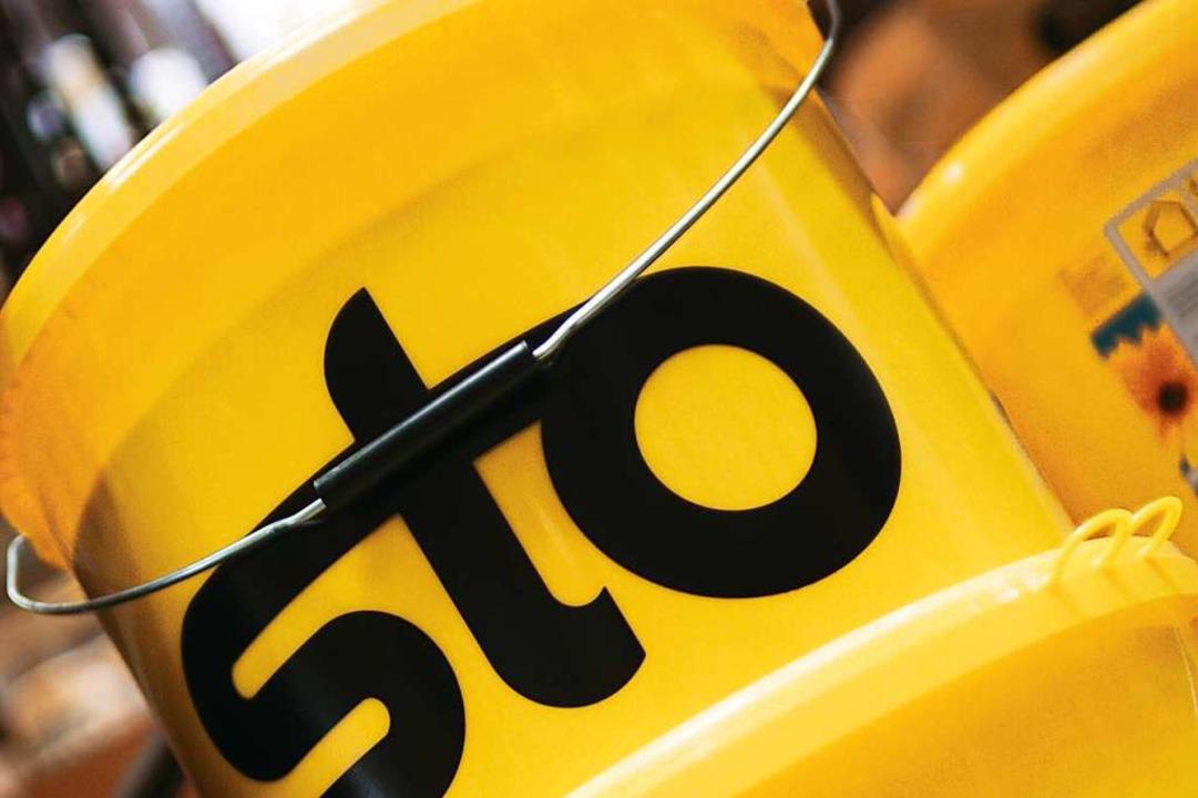 Der Kurs der Sto-Aktie ist kräftig gestiegen.   | Foto: Sto SE & Co. KGaA