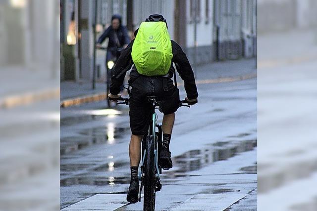 Harsche Kritik an Vorlage zum Radverkehr
