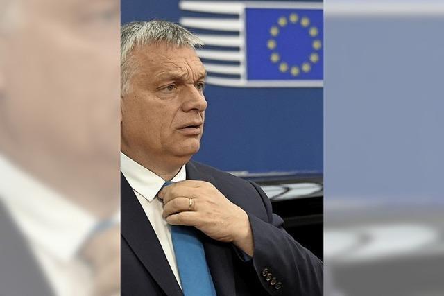 EU will Polen und Ungarn bestrafen