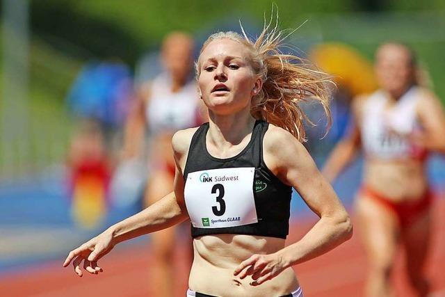Sophia Sommer will beim USC Freiburg zurück in die deutsche Spitze