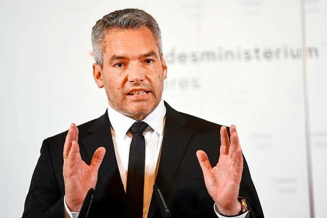 Der Terrorist von Wien hatte Kontakt nach Deutschland