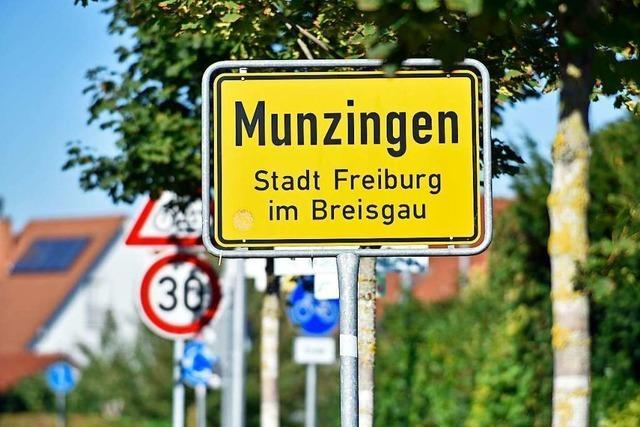 Auch in Freiburg-Munzingen sind Gewerbeflächen gefragt