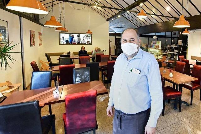 Das Eiscafé in Freiburg-Landwasser ist umgezogen – und wieder geschlossen