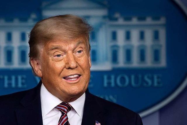 Ohne Beweise spricht Trump zur Primetime von Wahlbetrug