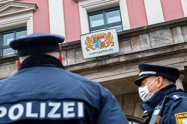 Gefängnisstrafe für 17-Jährigen nach tödlichem Schlag in Augsburg