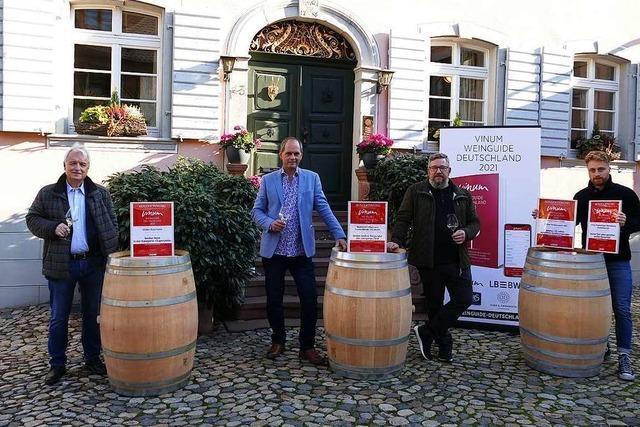 Winzer von Kaiserstuhl und Breisgau zeigen ihre Klasse