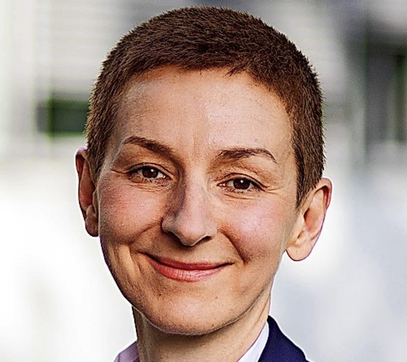 Birgit Schaer (47)  | Foto: DiCV Freiburg / Dominik Sackmann