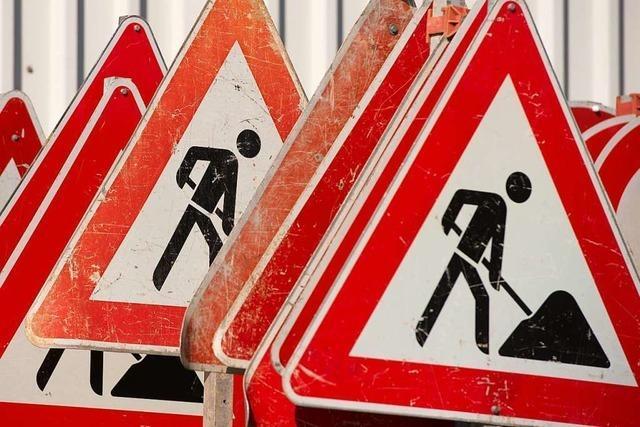 Neustädter Hochkreuzung ab Montag für sechs Wochen gesperrt