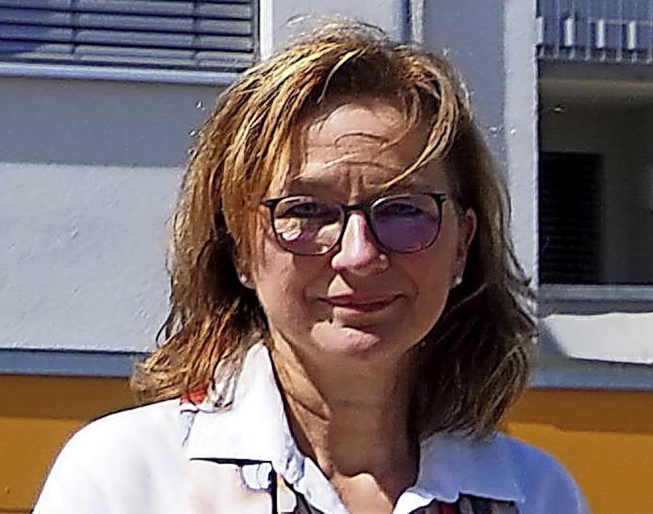 Brigitte Lill lancierte eine Fragebogenaktion.  | Foto: Herbert Frey