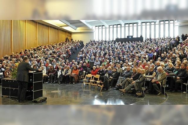Die Freiburger Samstags-Uni findet nun im Internet statt – und zwar doppelt