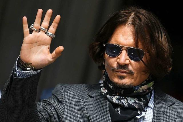 Johnny Depp muss Grindelwald-Rolle aufgeben