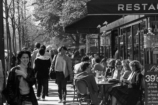 Ein DDR-Fotograf darf 1982 nach Paris reisen – und hat großen Erfolg