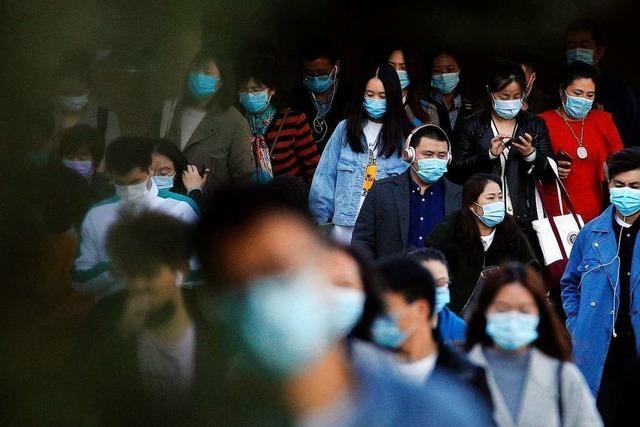 China hat die Pandemie eingedämmt – die Gesellschaft zahlt dafür einen hohen Preis
