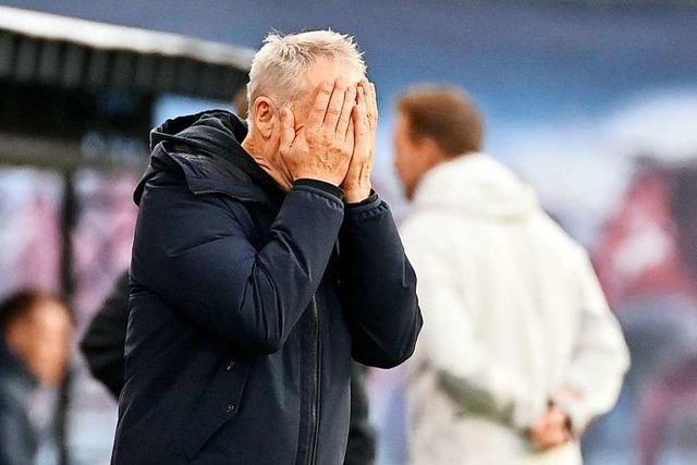 Fotos: SC Freiburg bleibt auch im sechsten Spiel in Folge ohne Sieg