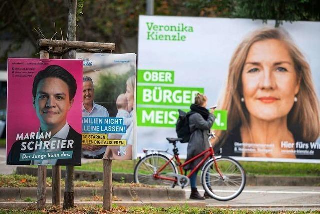 OB-Wahl in Stuttgart hat begonnen – enges Rennen erwartet
