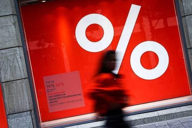 Finanzminister Scholz: Senkung der Mehrwertsteuer wird nicht verlängert
