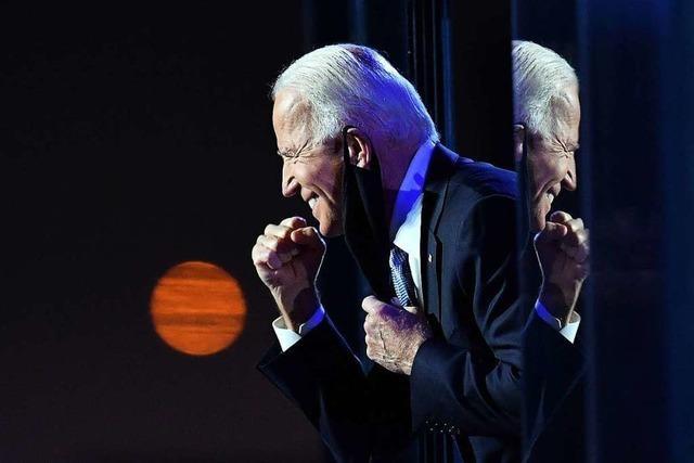 Konjunkturforscher: Biden-Wahl bringt positive Impulse für Wirtschaft