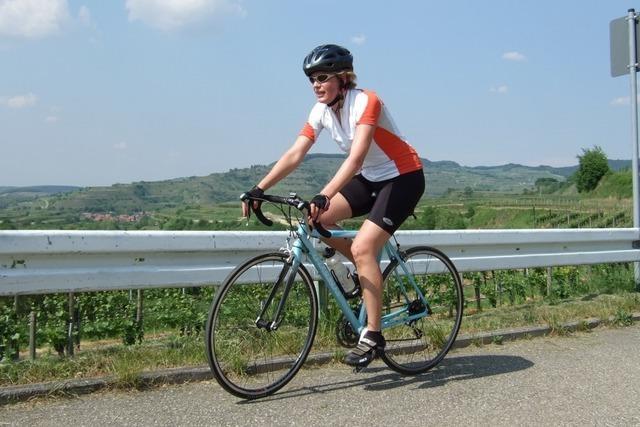 Mit dem Rennrad rund um Kaiserstuhl, Tuniberg und Batzenberg