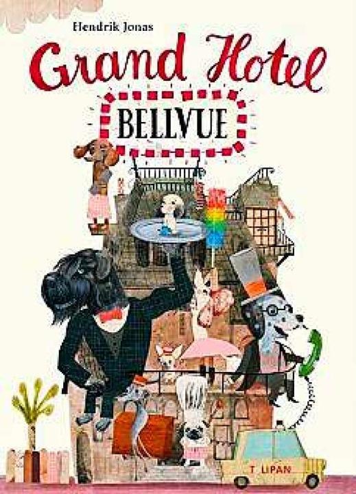 Hotel Bellvue  | Foto: Tulipan Verlag