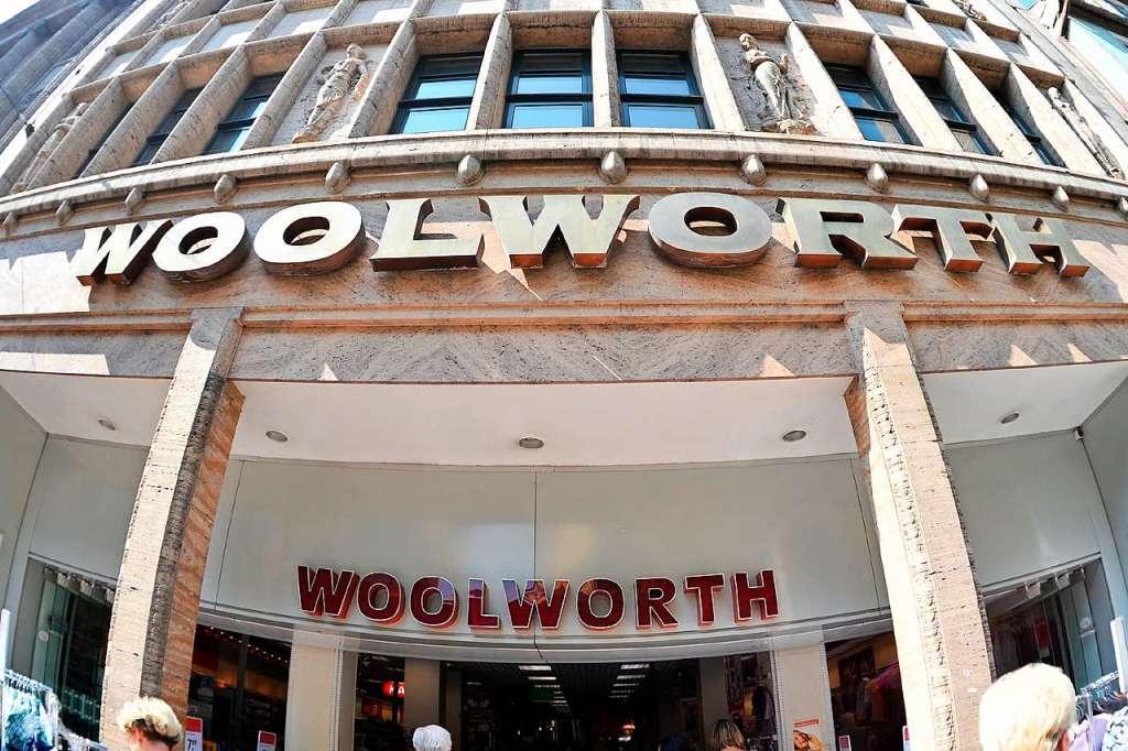 Woolworth Zeigt Interesse An Einem Standort In Weil Am Rhein Weil Am Rhein Badische Zeitung