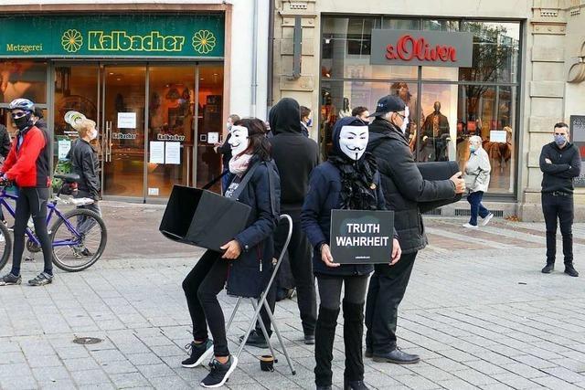 Tierrechtsorganisation protestiert in Lörrach gegen das Leid der Tiere