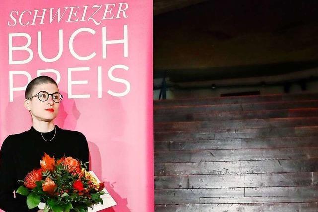 Überraschung beim Buchpreis in Basel