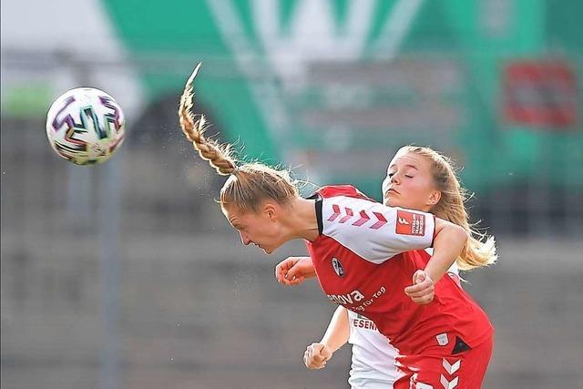 SC-Frauen gewinnen erstmals daheim in dieser Saison – 2:1 gegen Bremen