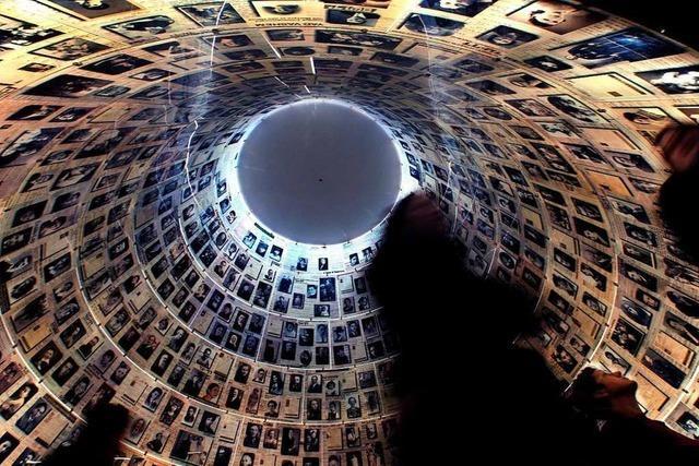 Streit um Holocaust-Gedenkstätte Yad Vashem