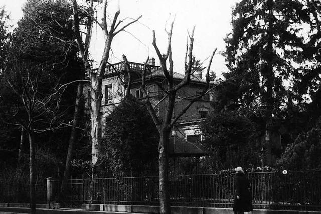 In einer Herdermer Villa wurde zweimal Freiburger Musikgeschichte geschrieben