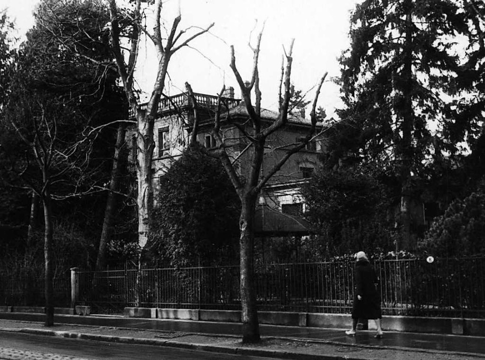 Das Foto zeigt – ein wenig verst...der Keller des Anwesens als Beat-Club.  | Foto: Stadtarchiv M70S_66_200-28_Nr.66