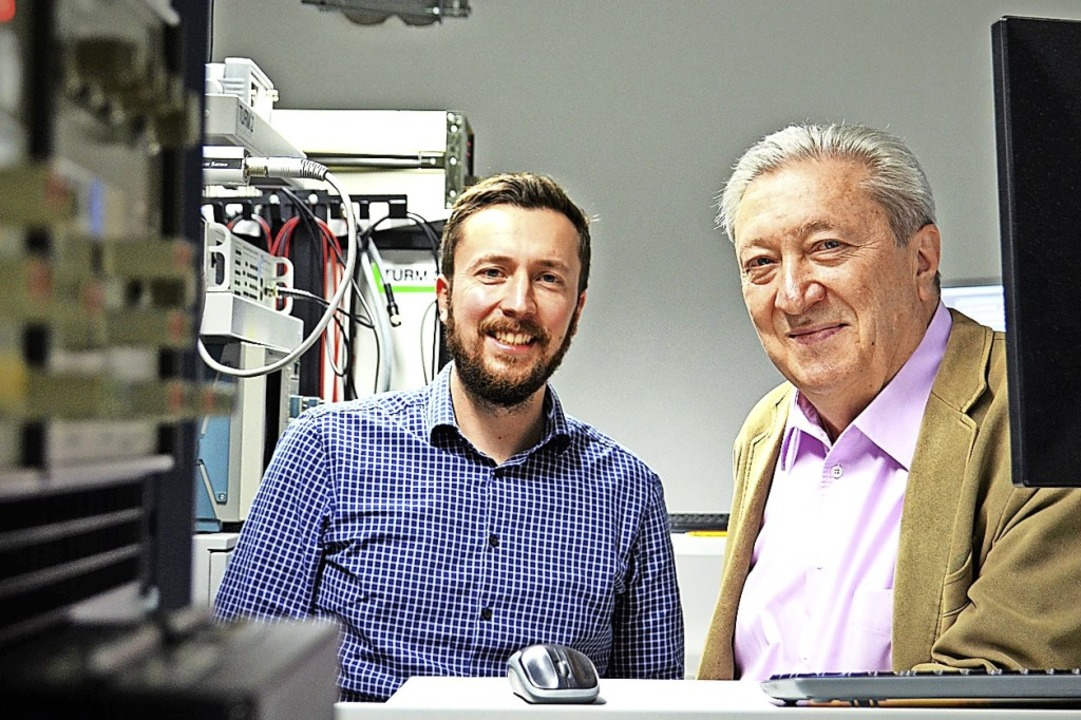 Generationswechsel im Labor bei Testo Industrial Services