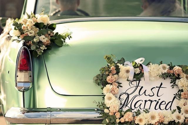 Heiraten in Zeiten des Coronavirus'