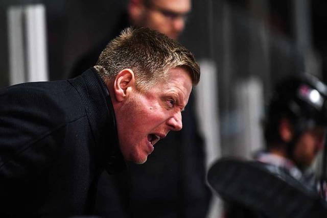 0:1 in Kassel – doch Wölfe-Coach Peter Russell gefiel das Spiel