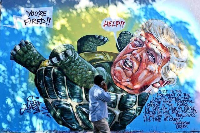 US-Mediensystem gehackt – Lehren aus dem Fall Donald Trump