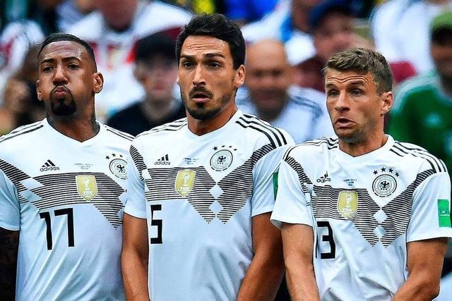 Hummels, Boateng, Müller: Es geht um Konsequenz