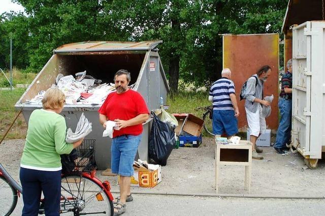 Vereine in Weil am Rhein können nur noch Bringsammlungen machen
