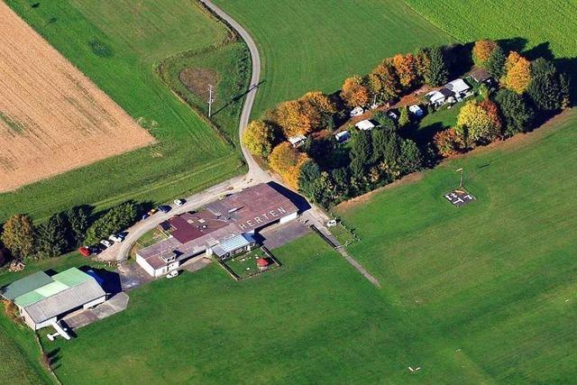 In Rheinfelden gibt es einen Campingplatz, den keiner kennt