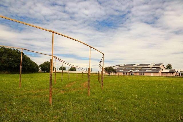 Gemeinde darf weiter den Neubau neben der Kahlenberghalle planen